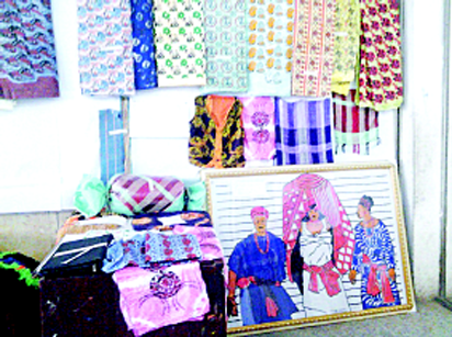 Yaba Tech artists on mission to revive interests in local textiles