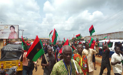 '…it is either Biafra or nothing else'