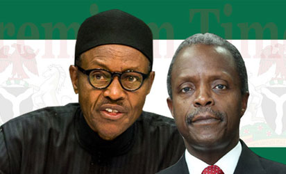 Court orders Buhari, Osinbajo to tell Nigerians names of all suspected looters