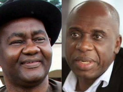 Lloyd to Abe: Take Amaechi out of my personal views   2