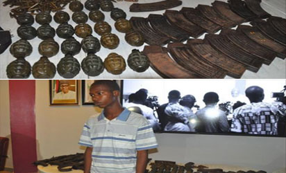 DSS busts terrorists' plot to attack Kano, infiltrate Shiites on sallah day