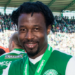 Efe Ambrose ends Hibs contract