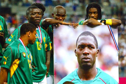 Confed Cup: We play for Foe – Cameroon