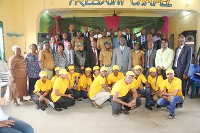 Hope rises as varsity empowers pre-release Kirikiri female inmates