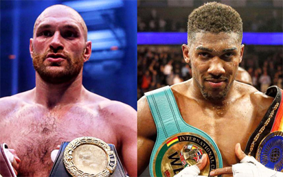 WBA, IBF, WBO, WBC Unification Fight: Joshua either stops Fury early or be knocked out— Oboh