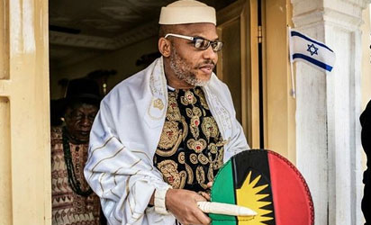 Biafra:  Stop misleading Nigerians; IPOD, Nnamdi Kanu told