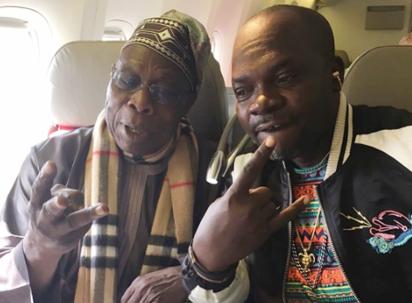 My relationship with former president Obasanjo- Alex Ozone