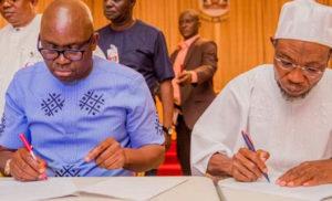 APC govs tackle Fayose over comment on Buhari's health