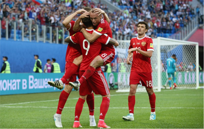 Hosts Russia see off New Zealand in opener — FIFA Confederations Cup