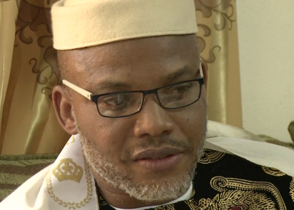 Nothing like Niger-Delta or South-South - Nnamdi Kanu, IPOB leader speaks