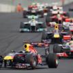 Formula One: Abu Dhabi Grand Prix grid