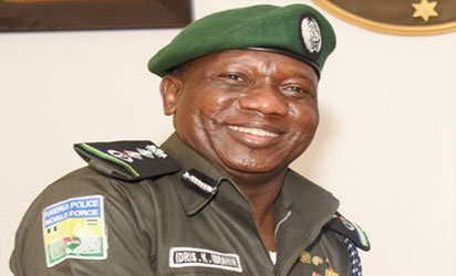 Video of Nigeria's Inspector General of Police Ibrahim Idris Transmission speech in Kano