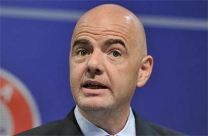 China, FIFA Presidents Meet In Beijing