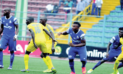 Club Africain wins at Rivers United — CAF Confederation Cup