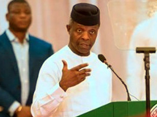 We should not be apologetic about our diversity – Osinbajo