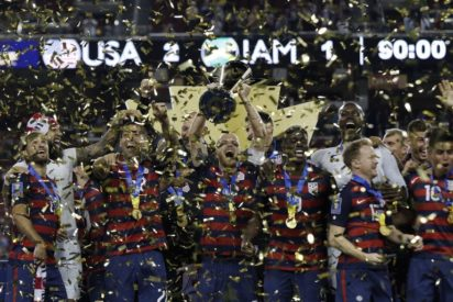 USA beat Jamaica 2-1 to win sixth CONCACAF Gold Cup