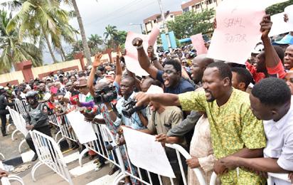 Rented  APC members demanding my expulsion  – Banire