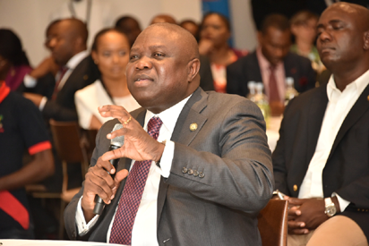 Out of 22m only 600,000 Lagos residents pay tax – Ambode