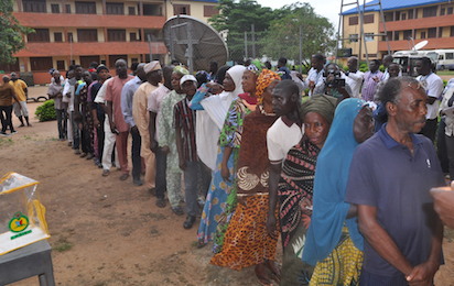 #LagosLGpolls: Why we voted in spite of weather – Lagos residents