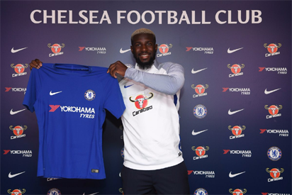 Chelsea complete deal for midfielder Bakayoko