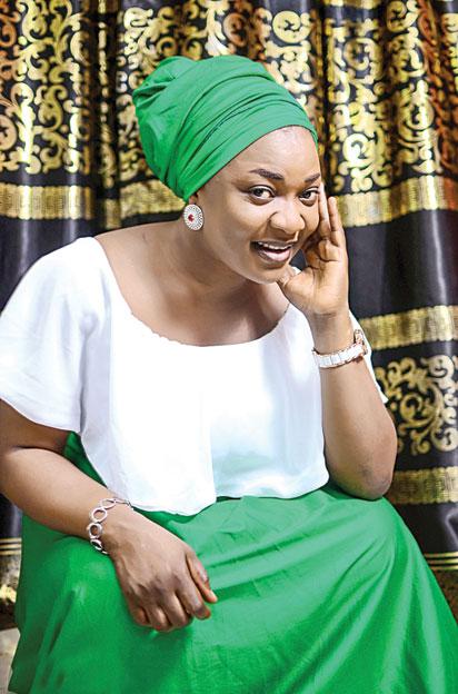Ooni of Ife honours Bunmi Omije Oju Mi as she drops 'Testimony'album