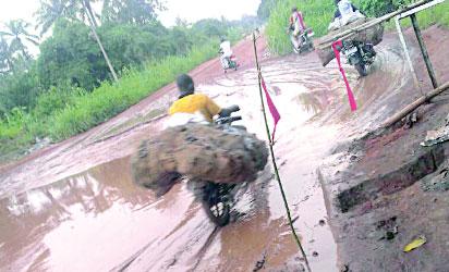 Imo community cries to Okorocha over darkness, erosion, flood