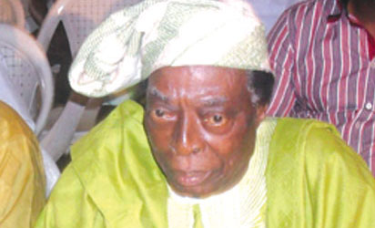 Sympathisers throng Faleti's home, as more eulogise pour in