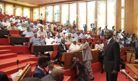 There's no problem between me, NASS, our disagreement misconstrued – Fashola