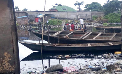 Ajegunle Residents Face Health Risk As Water Pollution Rises