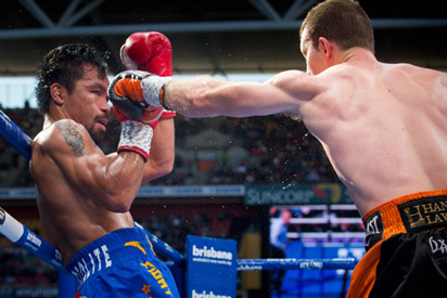 Beaten Pacquiao to 'think hard' about retiring