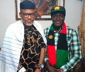 Southern Kaduna will go with Biafra, Danfulani tells Kanu