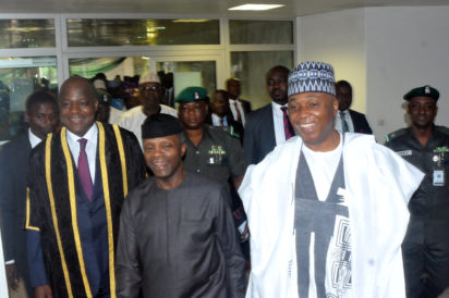 Poverty, hunger and disease can truly become history … – Osinbajo