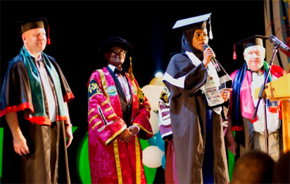 Facts about University where Osun student emerged Overall Best graduating