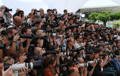 Caught on Camera: 'Paparazzi Etiquette'