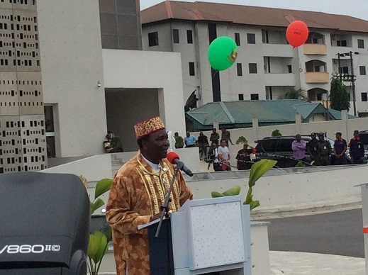 Gowon commissions Academy in Bayelsa