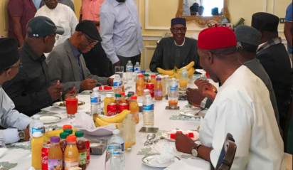 Two PDP governors to visit Buhari in London