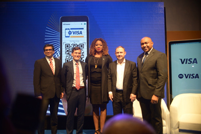 Visa partners leading banks to bring mobile payments to Nigeria