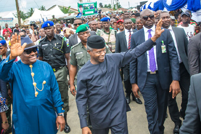 Osinbajo commission's fertiliser plant in River State