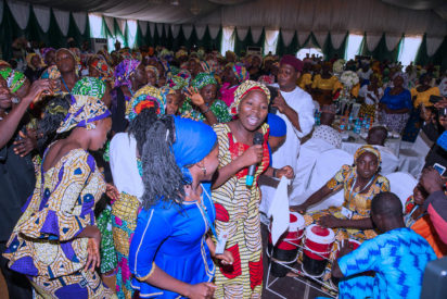 Your Daughters Will Be Rescued Soon, Buhari Assures Parents Of Chibok Girls