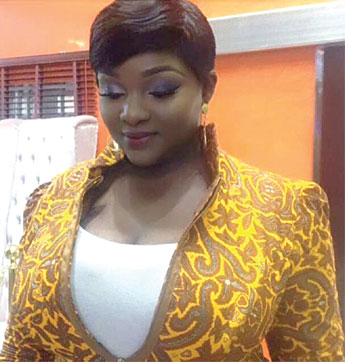 Actress Chioma Okoye prays for husband