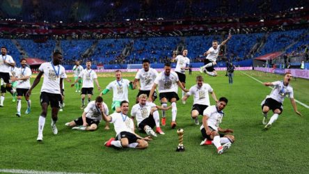 Germans pick moscow as world cup base vanguard news nigeria - Coupe des confederations 2009 ...