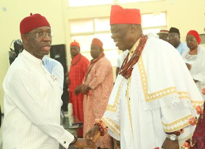 Okowa Meets Gbaramatu, Ogbe-Ijoh, Aladja Communities