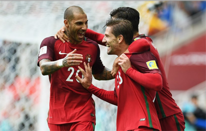 Portugal beat Mexico in Confed Cup third-place game