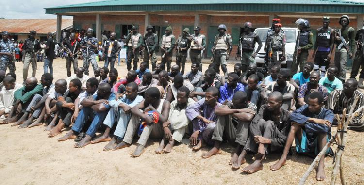 Kidnappers arrested