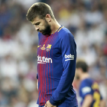 Barcelona vs Real Betis : Pique admits Barca have defence problems