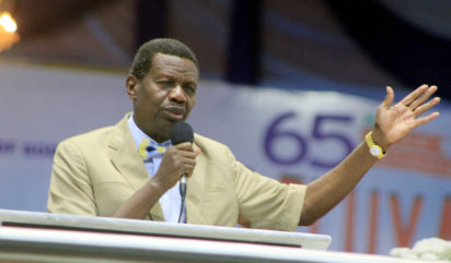 Election May Not Hold If…. Pastor Adeboye to FG