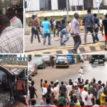 Residents panic as crisis broke out in Amukoko