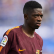 Barca's Dembele should be 'more responsible', says Luis Suarez