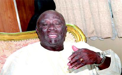Adebanjo, Buhari