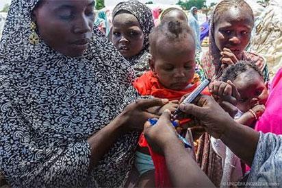 immunisation, clashes